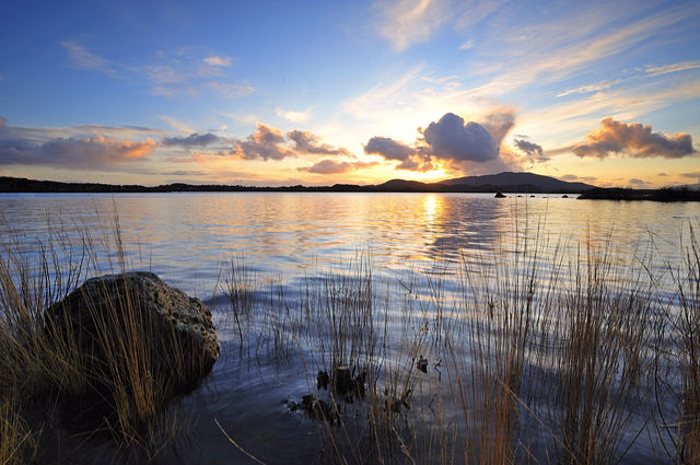 Lough Conn, County Mayo (image by walshphotos via Shutterstock).