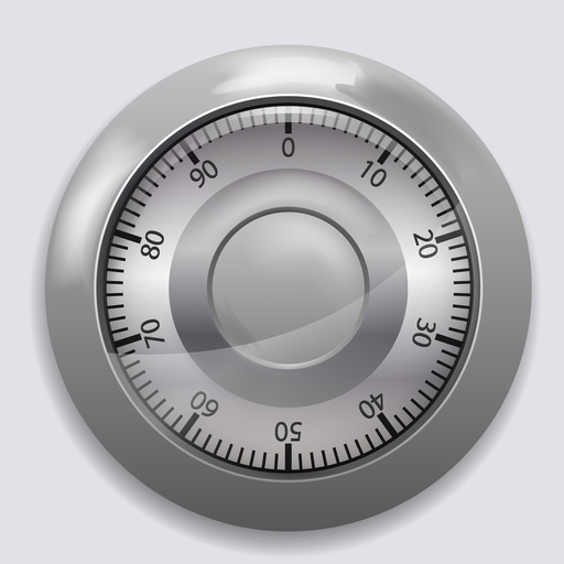 Safe combination lock by Eduard Radu