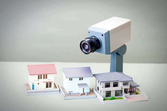 Home Security image by Beeboys (via Shutterstock).